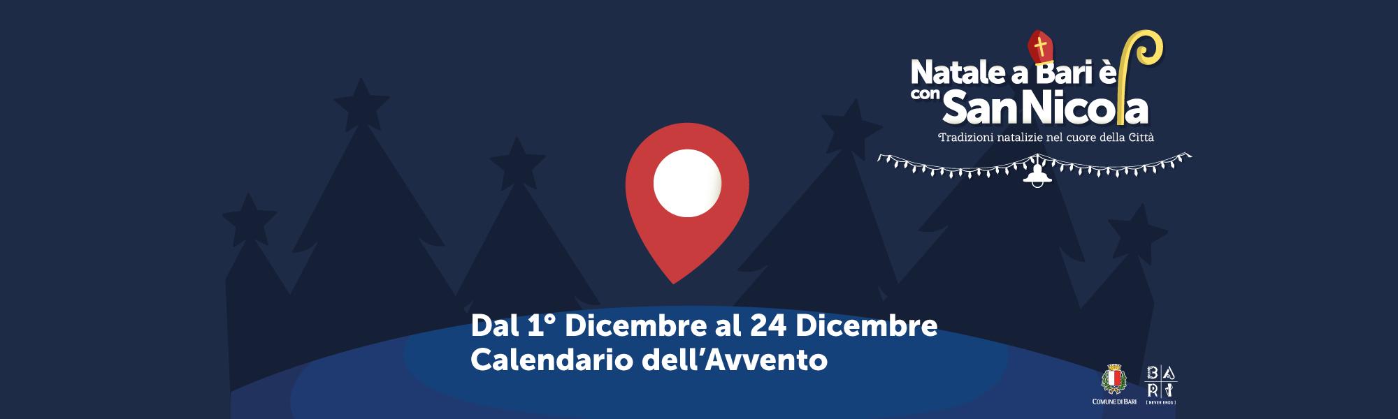 San Nicola Calendario.Calendario Dell Avvento Natale A Bari E Con San Nicola